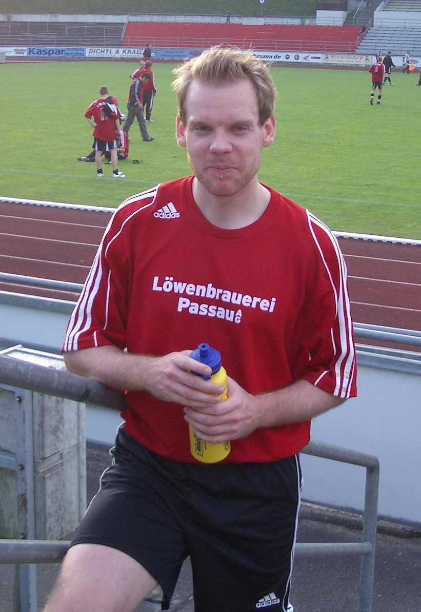 Fußball beim 1. FC Passau